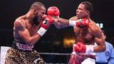 最新世界拳王争霸赛:朱利安·威廉姆斯 vs 杰森·罗萨里奥