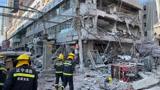 突发!10月21日8时20分左右沈阳一饭店燃气爆炸事故已致多人伤亡