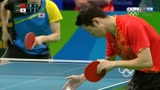 经典回放!里约奥运乒乓球男团决赛第二场,许昕VS水谷隼