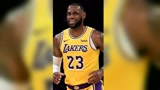 囧囧NBA:当詹姆斯遇上冰桶挑战 猛汉子也得尖叫!