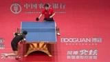 国际乒联巡回赛总决赛:中国队女单斩获三冠