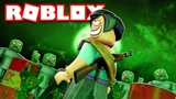 Roblox丧尸故事模拟器:爆发生化危机!大战丧尸怪物?小格解说
