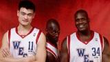篮球英语小课堂:奥尼尔当众开姚明玩笑引得全场哄堂大笑