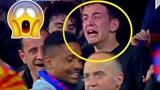 重温足球史上最大奇迹,巴萨读秒绝杀,全世界8种语言疯狂解说!