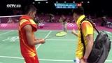 经典回放 伦敦奥运羽毛球男单1/4决赛 林丹VS佐佐木翔