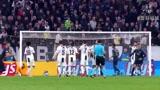 欧冠经典比赛回顾:C罗为尤文图斯奉献的第一球