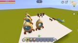 迷你世界:别人的火箭比我的还快?