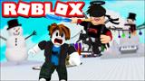 ROBLOX冰雪破坏者:冬天的小尾巴来场冰冻大作战!面面解说