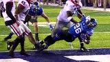 【回放】NCAA橄榄球:乔治亚大学vs贝勒大学 全场回放