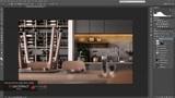 Vray餐廳渲染Photoshop后期處理教程