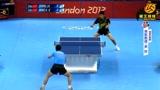 经典回放:伦敦奥运乒乓球男单决赛,张继科VS王皓
