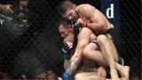 """盘点UFC颈部锁技""""裸绞""""真实伤害,嘴炮康纳被降服!"""