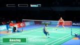 羽毛球男单:球场上跳舞的李宗伟