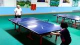 乒乓球不愧是室内运动,现在不能出门,玩这个正合适!