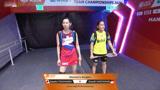 高桥沙也加 vs 鲁塞莉 2020羽毛球亚洲团体锦标赛 女团1/4决赛