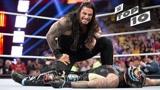 WWE幸存者大赛十大光速淘汰 金粉人秒送罗门伦斯拿下单杀
