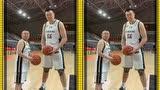 潘长江和巨人VS篮球,网友:身高是硬伤啊!