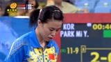 六局艰苦鏖战!北京奥运乒乓球女单1/8决赛,王楠VS朴美英