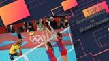 中国女排冰火两重天!女排奥运会TOP5精彩1/4决赛!
