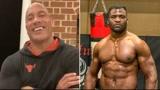 """""""巨石""""强森希望会一会纳干诺,祝愿UFC选手早日重归赛场"""