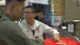 中国男足队员佛山集结,新年再启航