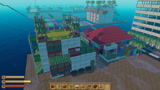 木筏求生:第148天海底找宝藏不容易,大白鲨就是宝藏的守护神兽