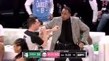 现场!美国杨毅吃到了NBA名人赛历史上第一个技术犯规