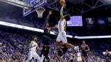 本赛季NCAA灌篮合集 精彩程度不亚于疯狂三月