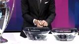 欧冠16强抽签硬茬对硬茬,铁桶碰铁桶,最乐就是老妇人尤文图斯