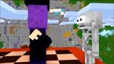 MC动画世界《闯关挑战》,小白被女巫骗了!