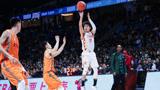 【集锦】CBA星锐83-75CUBA战队 MVP姜伟泽轻取14分带队获胜