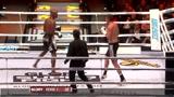 """打遍UFC无敌手的""""黑龙""""阿迪萨亚惨遭GLORY名将暴打"""