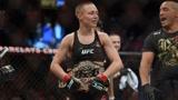 盘点UFC最能打的女人,最后一位堪称野兽