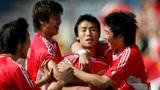 经典回忆杀:中国史上最强国青!与德国对飙5球,陈涛与梅西齐名