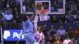 NBA19-20赛季十大扣篮 詹姆斯隔人怒扣莫兰特一飞冲天