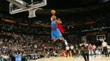 NBA扣篮大赛历史十大最具创意扣篮 霍华德超人归来格里芬飞跃汽车