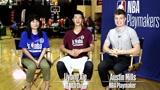 参加Jr.NBA世界冠军赛的中国小将偰李永炜了解一下?