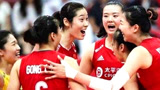 女排的恩怨情仇!中国女排深陷让球风波,被巴西队怒送18连败