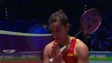 2020羽毛球全英赛 马琳强势归来,两局轻取山口茜成功晋级4强