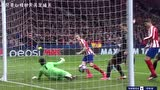 欧冠马德里竞技1:0利物浦,第一个角球第一次攻门就打进唯一个进球