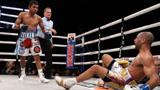 冈萨雷斯霸气KO英国不败拳王,强势宣告王者归来