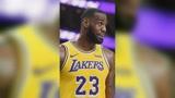 囧囧NBA:詹姆斯这个全新的庆祝动作 你来给他起