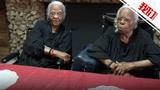 美国双胞胎共同庆祝102岁生日 一把年纪仍长得一模一样