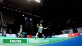 裁判视角看羽毛球男双,向李龙大、陈文宏学手法、步法