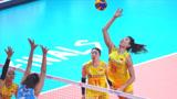 4秒时谁在嚎嚎?中国女排1.5队VS土耳其的一个精彩多回合