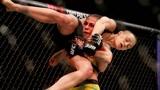 """前UFC女冠军安德拉德备战训练,下个月和""""暴力玫瑰""""二番战"""