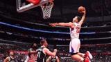玩上了!NBA赛场经典街球动作 欧文华丽大飞车过人克6胯下助攻格里芬