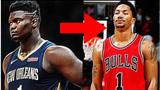 接手詹皇or奥登?NBA最年轻的MVP戳中锡安致命弊端!