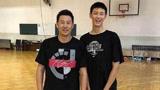 男篮主帅李楠17岁儿子,身高2米11仍有缺点,将成为第二个周琦?