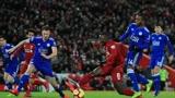 经典回顾:萨拉赫梅开二度,利物浦2-1逆转莱斯特城!